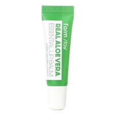 Бальзам для губ с экстрактом алоэ вера Real Aloe Vera Essential Lip Balm 10мл