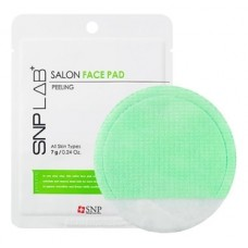 Спонж для умывания Lab+ Salon Face Pad 7г