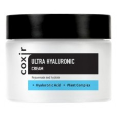 Крем для лица с гиалуроновой кислотой Ultra Hyaluronic Cream 50мл