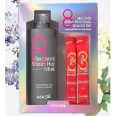 MASIL 8SECONDS SALON HAIR MASK SET (350ml+8ml*2) Набор масок для волос